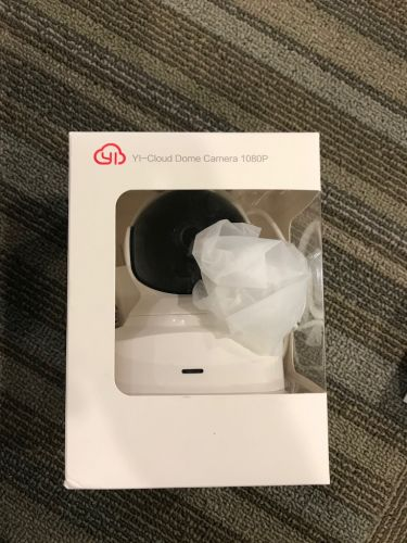 Yi Cloud Dome Camera 1080p
