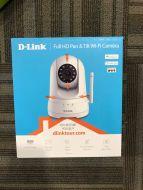 D Link Full HD Pan&Tilt wifi cam DCS-8525LH