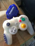 Gamecube / PS2 / Xbox USB Adapter and Crappy Mad Katz GC controller