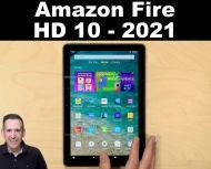 Amazon Fire HD10 Plus with Keyboard