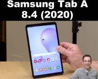 Samsung Galaxy Tab A 8.4 (Verizon) 2020