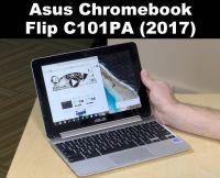 Asus Chromebook Flip C101PA
